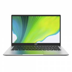 Acer Swift 1 Ultrasmukły laptop   SF114-33   Srebrny