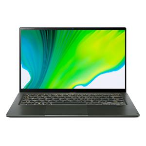Acer Swift 5 Ultrasmukły laptop z ekranem dotykowym   SF514-55GT   Zielony