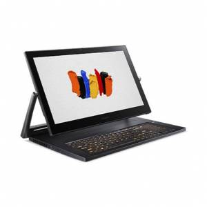 Acer ConceptD 9 Pro Laptop z ekranem dotykowym   CN917-71P   Czarny