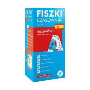 Fiszki Hiszpański - Czasowniki - Dla Początkujących - Skuteczna i Szybka Metoda Nauki Języka Hiszpańskiego