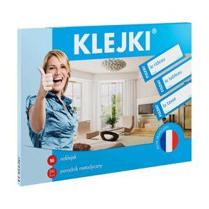 FISZKI Klejki Francuski - Skuteczna i Szybka Metoda Nauki Języka Francuskiego