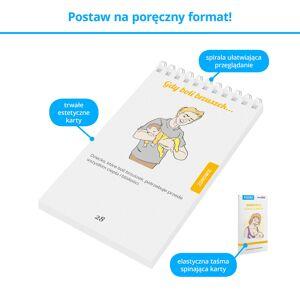 FISZKI Niemowlę - instrukcja obsługi - Nowatorski poradnik dla rodziców