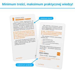 FISZKI szkoleniowe - Jak komunikować się w pracy? - Rozwój osobisty i poszerzanie kompetencji