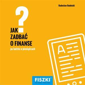 FISZKI szkoleniowe - Jak zadbać o finanse? - E-book - Rozwój osobisty i poszerzanie kompetencji