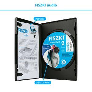 Fiszki Angielski - Audio CD - Słownictwo 2 - Skuteczna i Szybka Metoda Nauki Języka Angielskiego