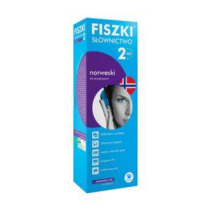 Fiszki Norweski - Słownictwo 2 - Skuteczna i Szybka Metoda Nauki Języka Norweskiego