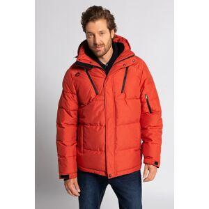 JP1880 Duże rozmiary Pikowana kurtka, mężczyzna, czerwony, rozmiar: 6XL, poliester, JP1880