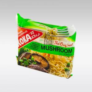 Koka Noodles - Mushroom Flavour 85g