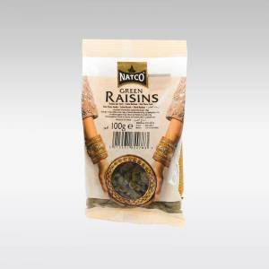 Natco Green Raisins 100g