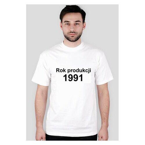 prezenty-urodzinowe Rok produkcji 1991