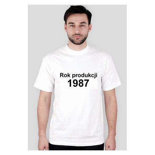 prezenty-urodzinowe Rok produkcji 1987