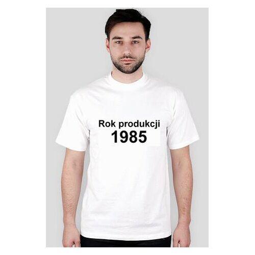 prezenty-urodzinowe Rok produkcji 1985