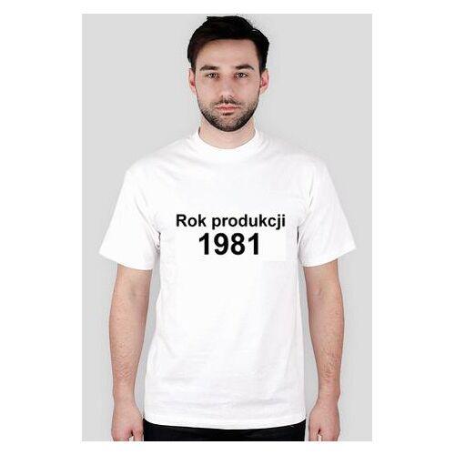 prezenty-urodzinowe Rok produkcji 1981