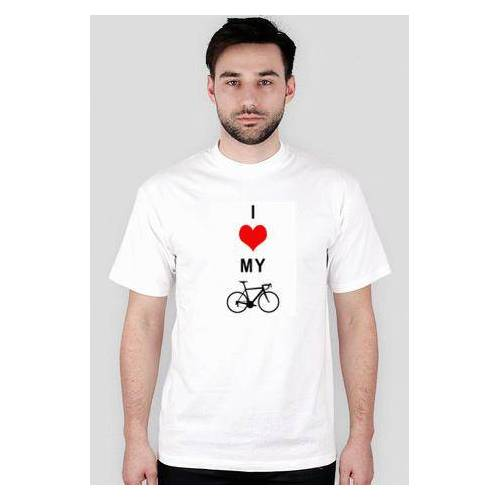 rowerowo I love my bike