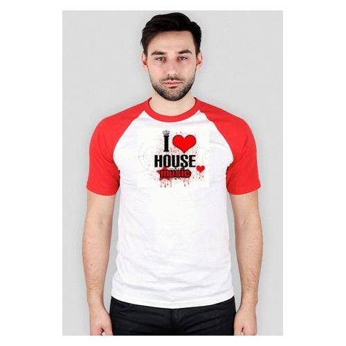 ilovehouse I love house 2 męska