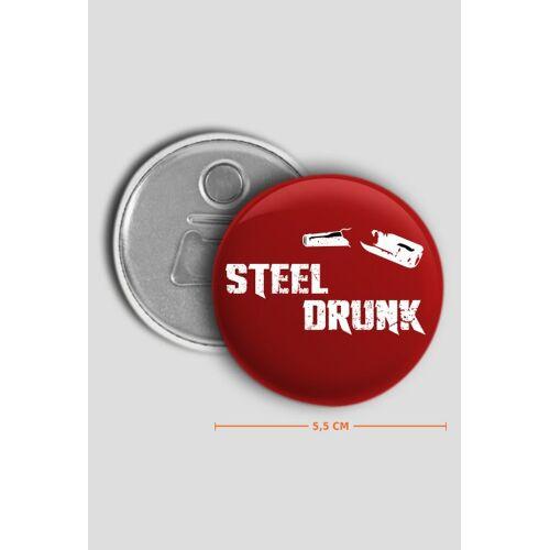 steel-drunk Steel drunk - otwieracz do piwa