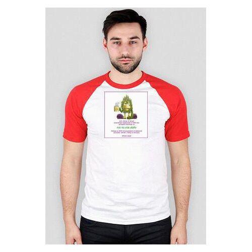 marchewa Koszulka noworoczna