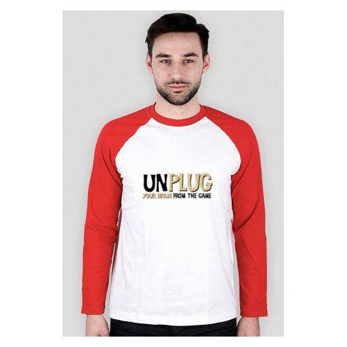 Unplug - white+red - long