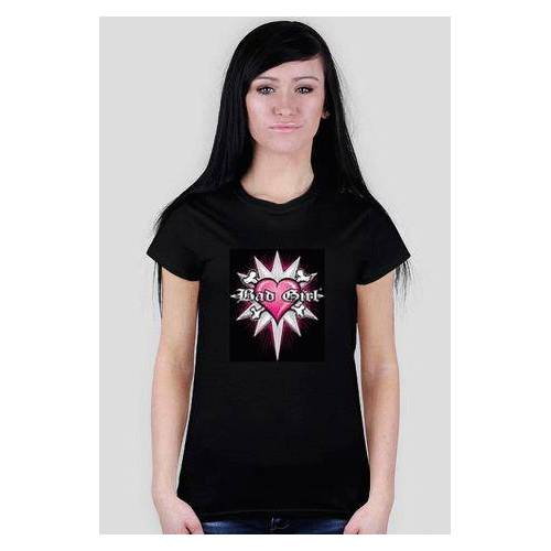rocket Bad girl t-shirt