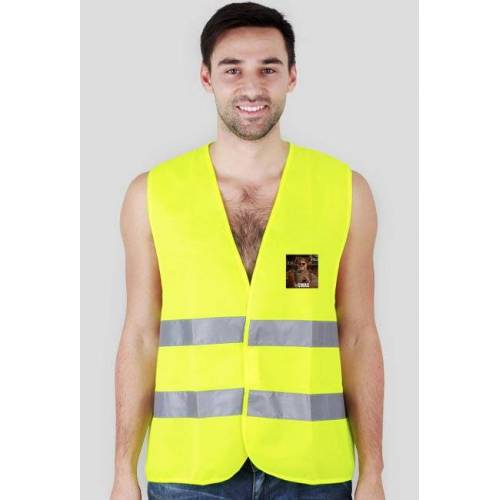 Oaken-t-shirt Odblaskowy oaken #swag