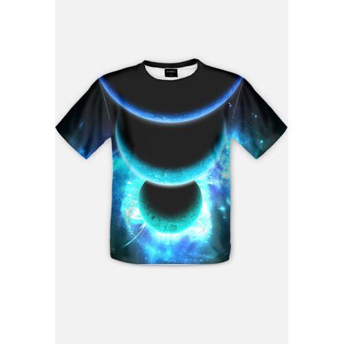 BlackRabbit Planet - t-shirt męski