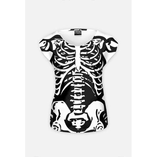 BlackRabbit Szkieletor ii - t'shirt damski