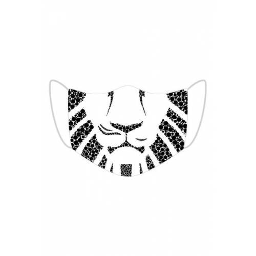 BeLL-IN_clothing Maska przeciwwirusowa lew