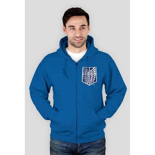 universalshoppl Bluza zwiadowców - niebieska