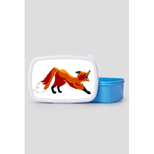 angelbialy śniadaniówka jawn fox