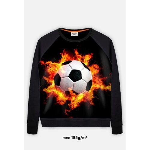 Elefon Koszulka fullprint z nadrukiem piłki nożnej