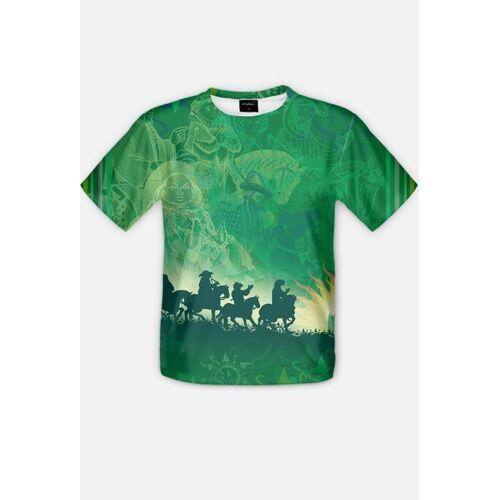 "Boom-Tshirt Boom koszulka full print ""canter"""