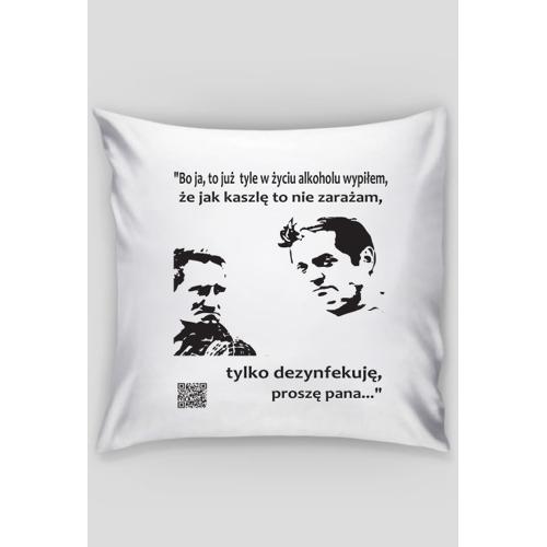 na_czasie Dezynfekcja poduszka