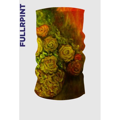 salma Różany komin