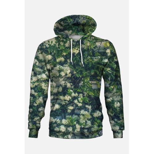 ART Sciana kwiatów bluza