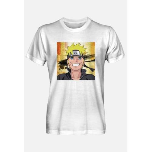 poukiche Naruto shirt