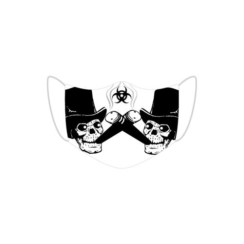 Skovyrnie Maska antywirusowa korona wirus smoke