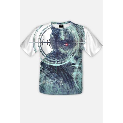 cyberart T-shirt booker
