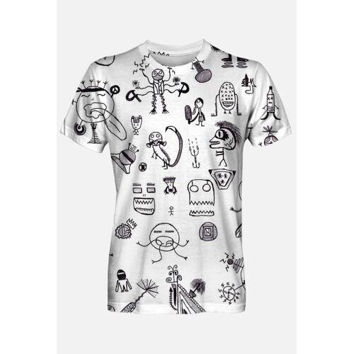 galeeon Ręczny t-shirt