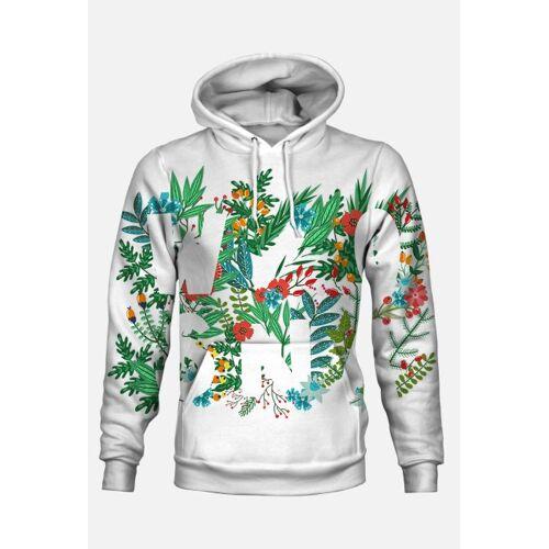 nice-time-shop Bluza kwiatowa unisex
