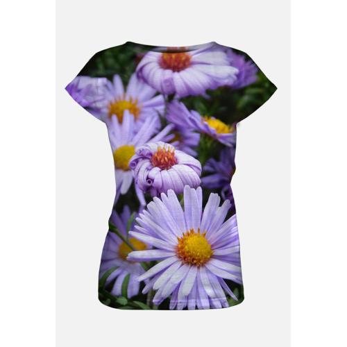 """kubkikwiatowe Koszulka """"astry"""""""