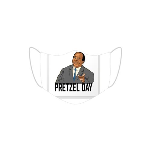 DunderMifflin Pretzel day stanley the office