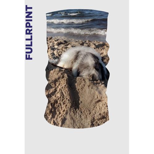hodowcy Komin wielofunkcyjny - odis na plaży