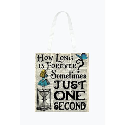 Shin-Shin Alice in wonderland - bag