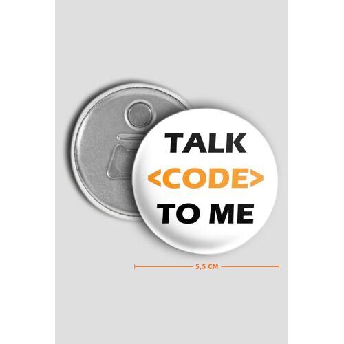 Otwieracz - talk code to me