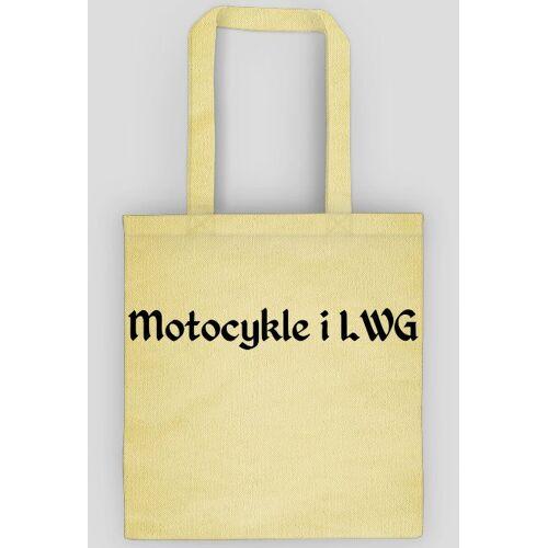 """motocykleilwg Torba """"motocykle i lwg"""""""