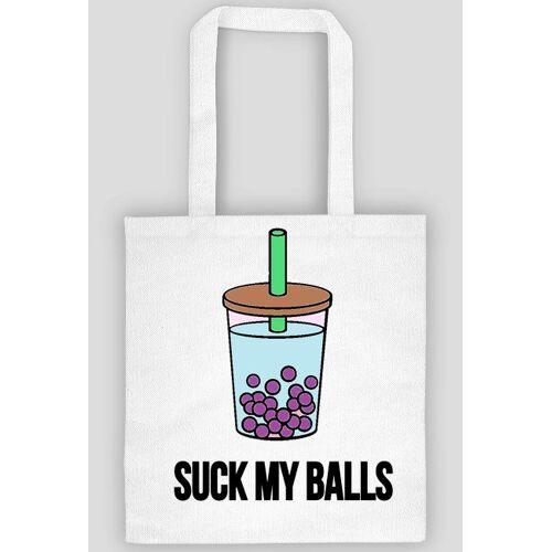 ofit Suck my balls bag