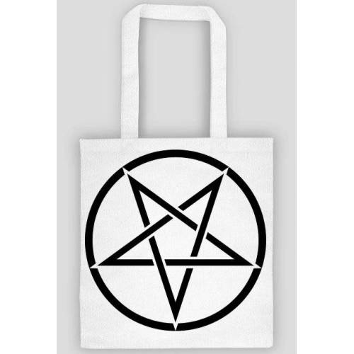 infernalmask Pentagram, satan bag/torba