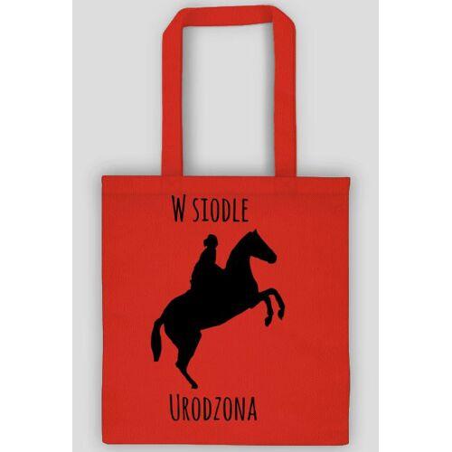 horserider W siodle torba
