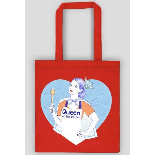 skosztujto Queen of the kitchen - torba płócienna - skosztuj.to
