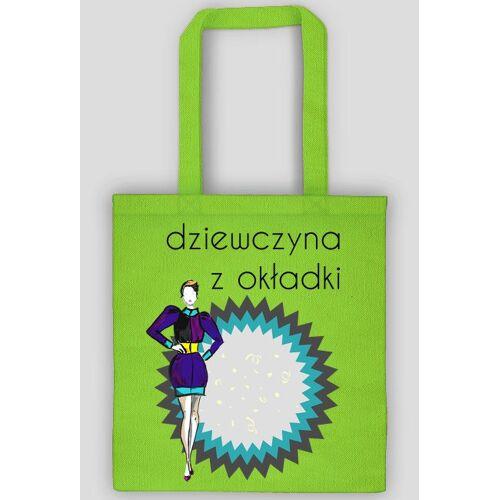 olborska Dziewczyna z okładki - torba